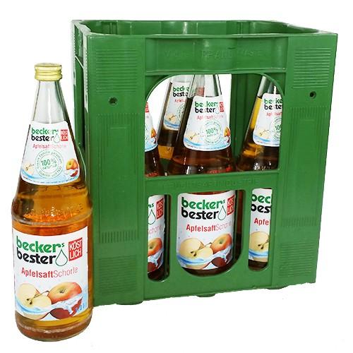 Beckers Bester Apfelsaft-Schorle
