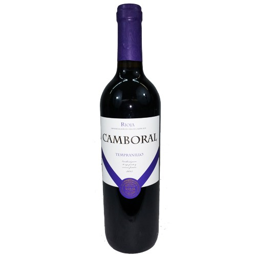 Rioja Camboral Tempranillo DOCA 0,75l 14%