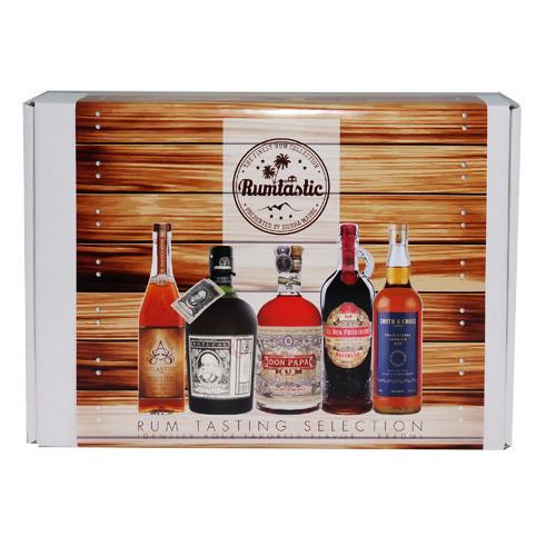 Rum Tasting Selection 40%;57%