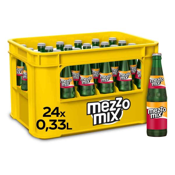 Mezzo Mix Orange