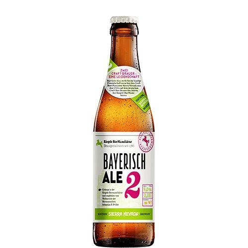 Riegele Brauspezialität Bayerisch Ale 2