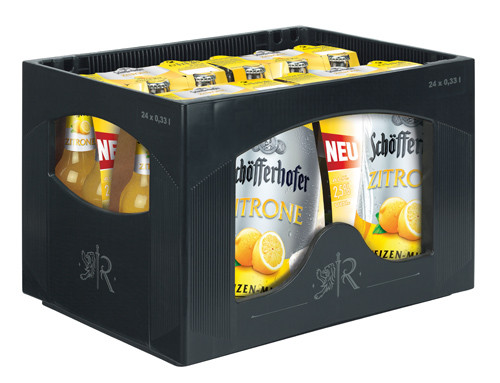 Schöfferhofer Hefe Zitrone