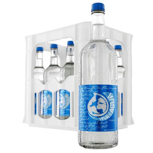 viva con agua mineralwasser laut gastro 12 x 0 75l viel durst. Black Bedroom Furniture Sets. Home Design Ideas