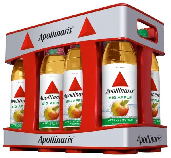 Apollinaris Big Apple Apfelschorle (PET)