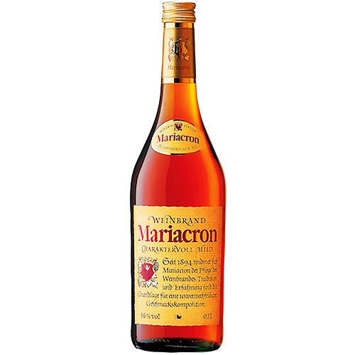 Mariacron Weinbrand 36%