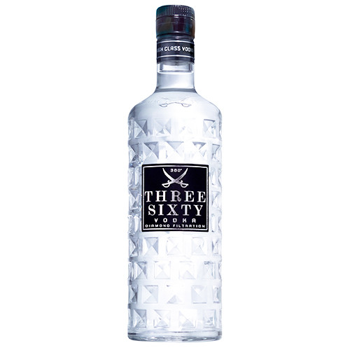 Three Sixty Vodka 37,5 %