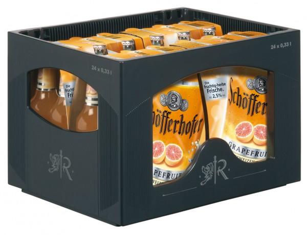 Schöfferhofer Grapefruit Weizen-Mix