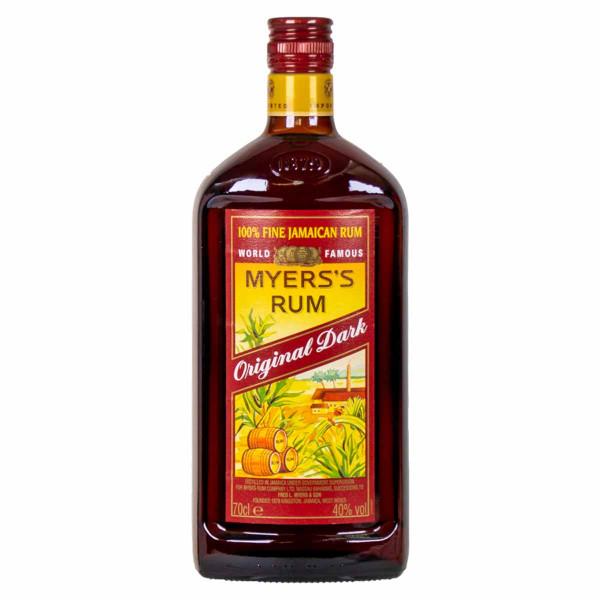 Myers's RUM (Brauner Rum) 40%