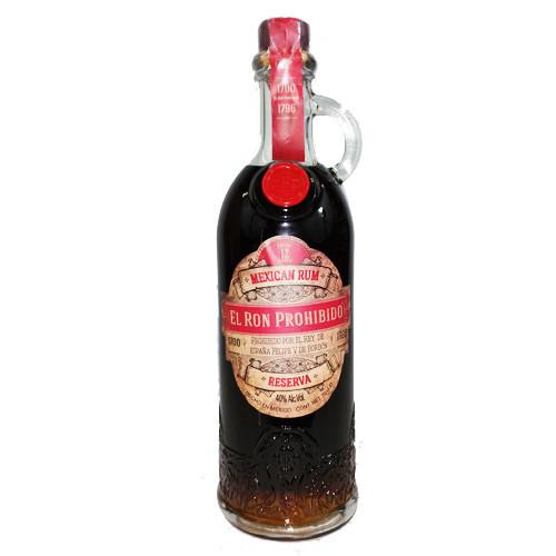 Prohibido Rum Solera 12 40%