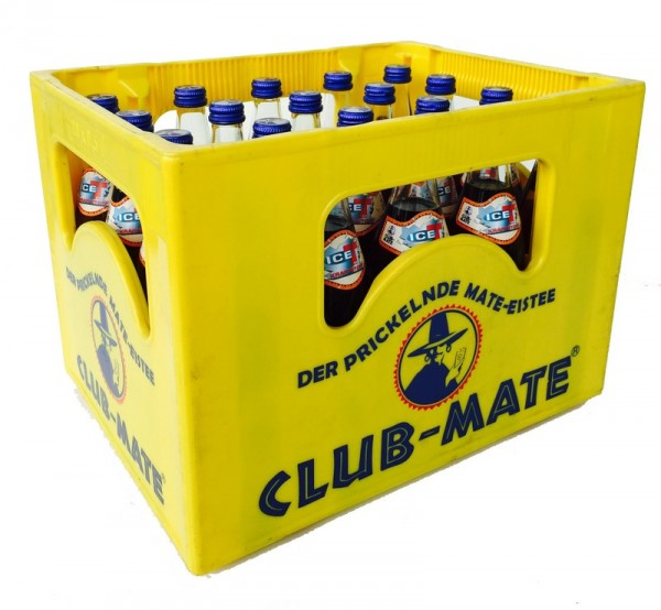 Club Mate Ice-T Kraftstoff 0,5
