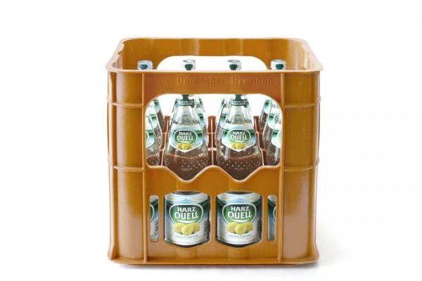 Harzquell Zitronen - Limonade Glas
