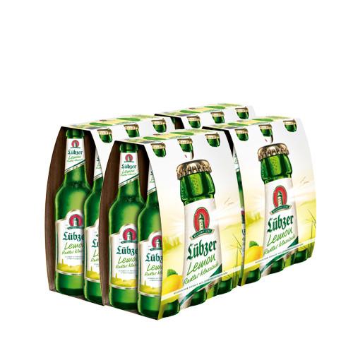Lübzer Lemon Radler klassisch