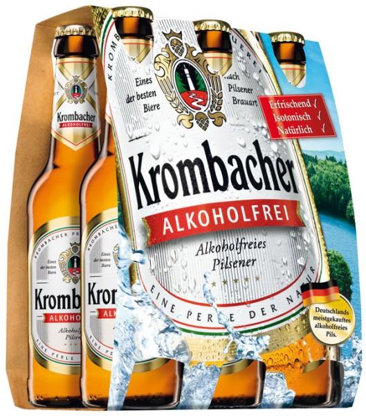 Krombacher Alkoholfrei (4x6er Träger)