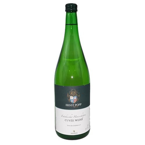Popp Fränk. Hausschoppen Cuvée Weiss 12,0%