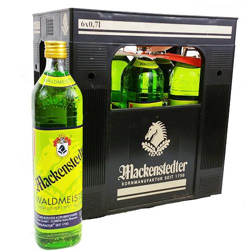 Mackenstedter Waldmeister mit Wodka 15%