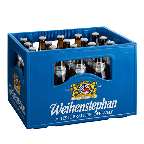 Weihenstephan Hefeweissbier Alkoholfrei