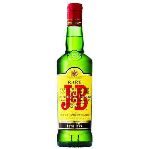 J & B Rare Scotch Whisky 40%