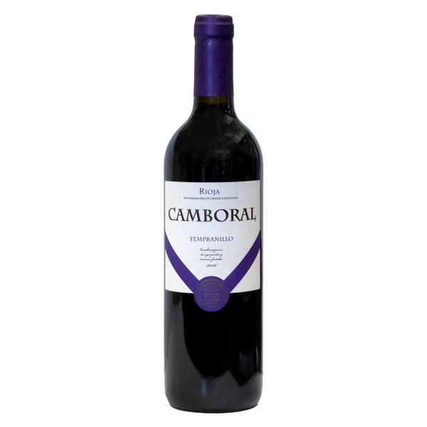 Rioja Camboral Tempranillo DOCA