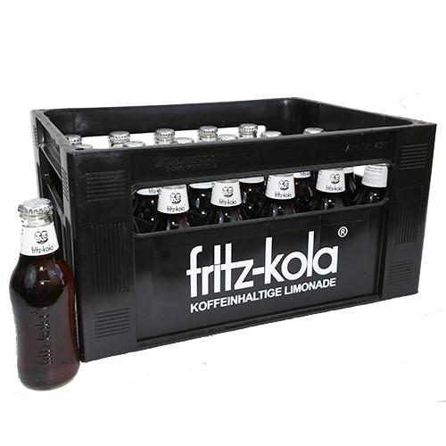 fritz-kola® zuckerfrei
