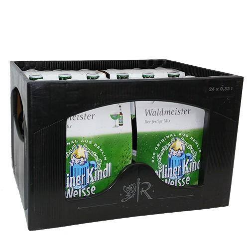 Berliner Kindl Weisse Waldmeister