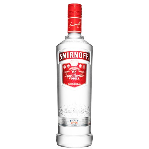 Smirnoff Red Label 37,5%