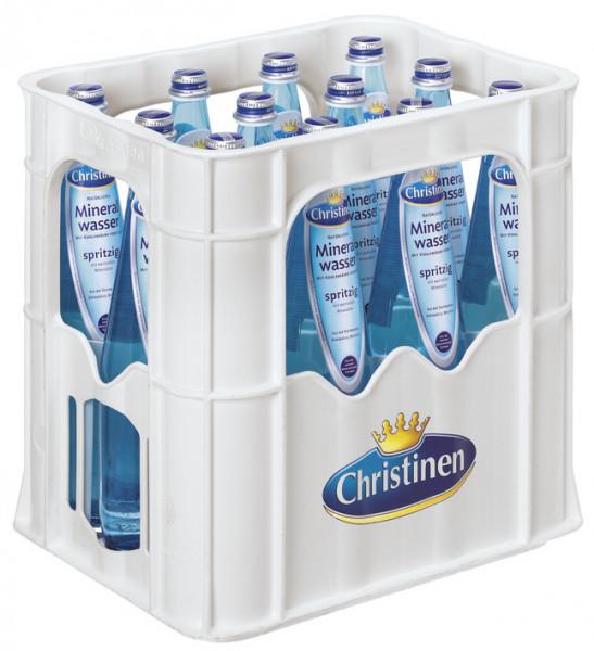 Christinen Brunnen Bio Spritzig