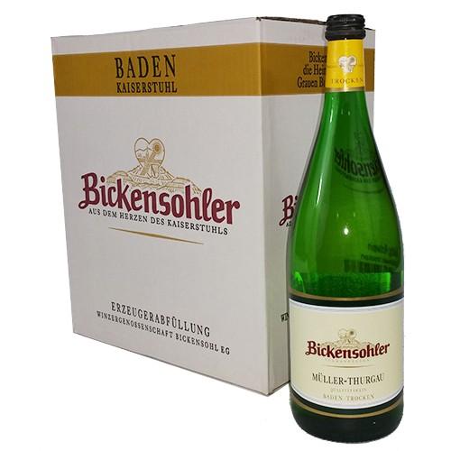 Bickensohler Müller-Thurgau trocken