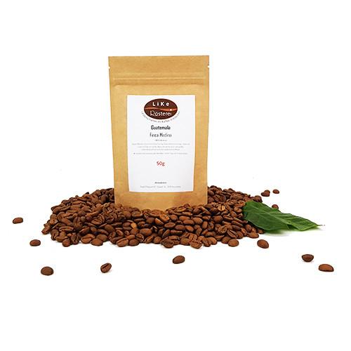 LiKe Kaffee Guatemala Finca Medina 50g