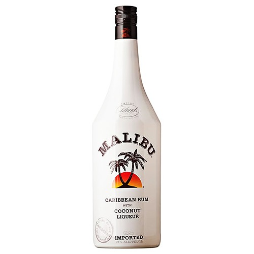 Malibu Rum-Kokos Likör 21%