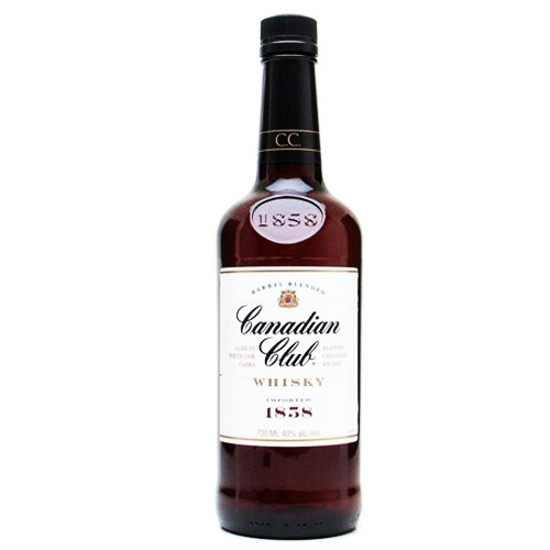 Canadian Club Whisky 40%