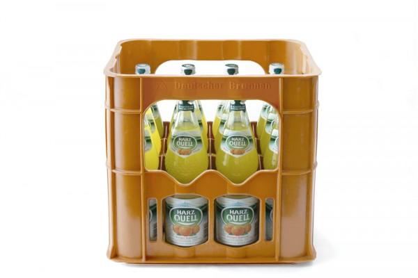 Harzquell Orangen - Limonade Glas