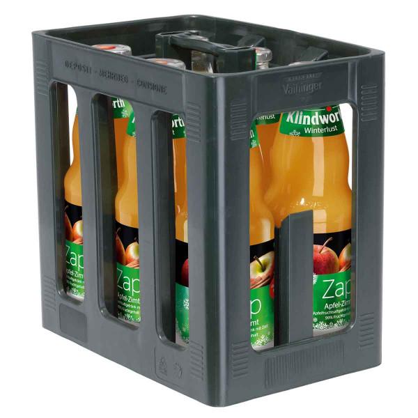 Klindworth ZAP Apfelfruchtsaftgetränk mit Zimt