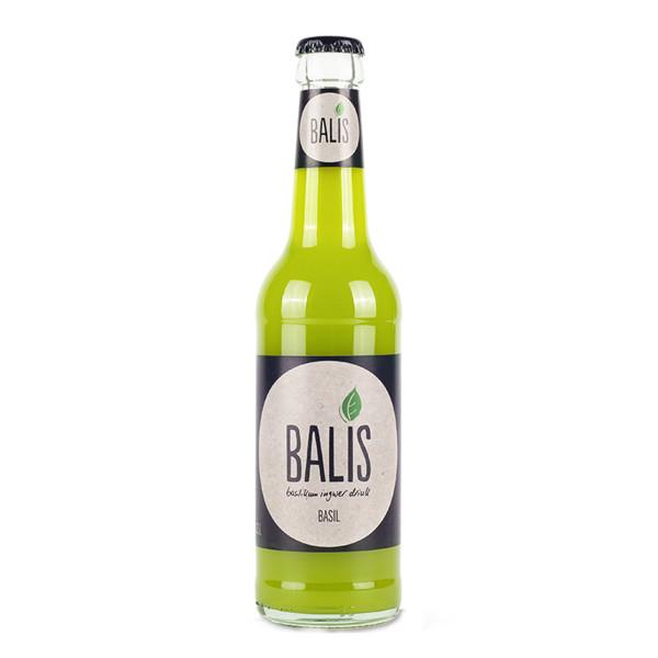 Balis Basil (Basilikum Ingwer Drink)