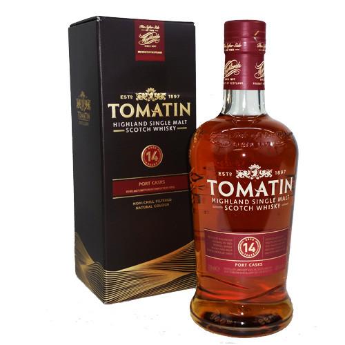 Tomatin - Single Malt 14 YEARS 46%