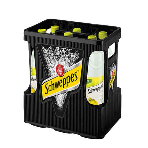 Schweppes Fruity Lemon & Mint