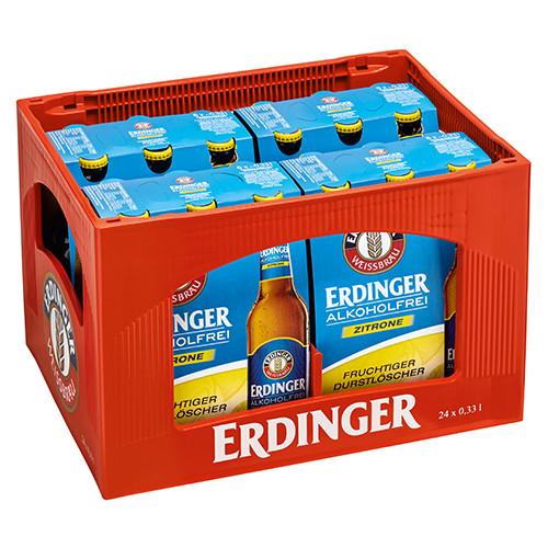 Erdinger Alkoholfrei Zitrone