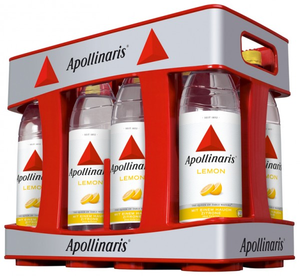 Apollinaris Lemon (PET)