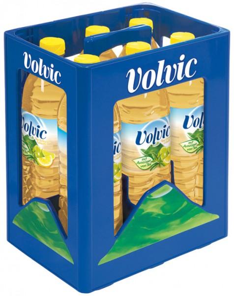 Volvic Grüner Tee / Zitrone