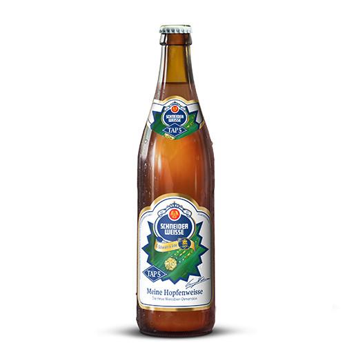 Schneider Weisse Meine Hopfenweisse TAP5