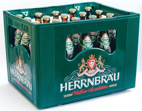 Herrnbräu Hefe hell