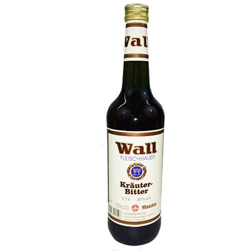 Wall Fleischhauer Kräuter-Bitter 38%