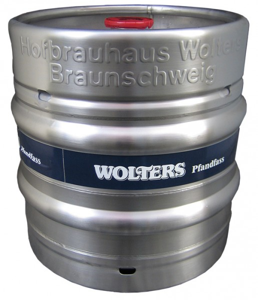 Wolters Premium Pils Fass