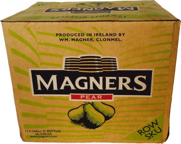 Magners Irish Cider Pear 4,5% EW