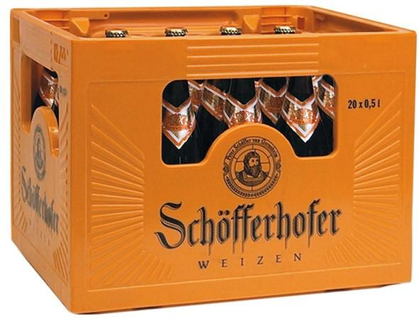 Schöfferhofer Hefe Hell