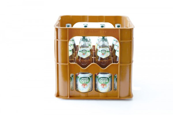 Harzquell Apfelschorle Glas