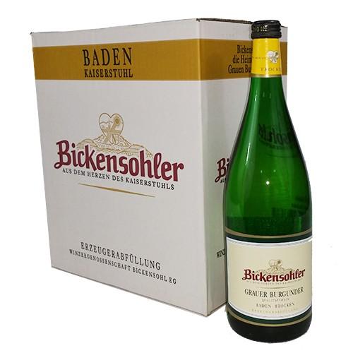 Bickensohler Grauer Burgunder trocken 13,5%