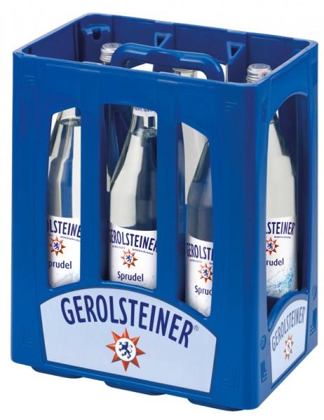 Gerolsteiner Sprudel (Glas-Flaschen)