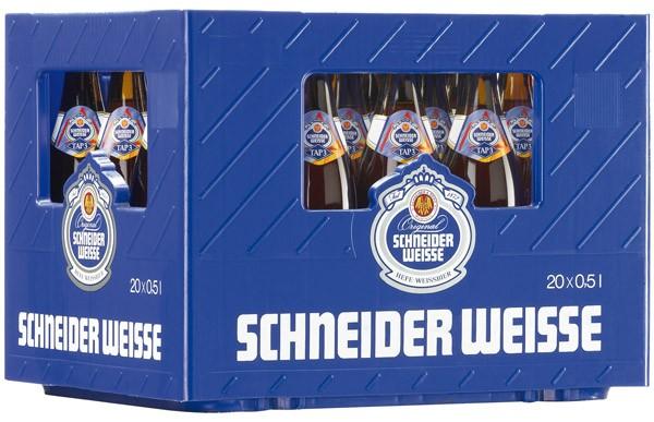 Schneider Weisse Alkoholfrei TAP3