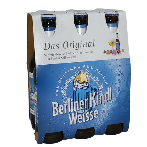 Berliner Kindl Weisse 1x6er