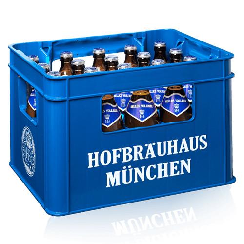 HB Hofbräu München Helles Vollbier